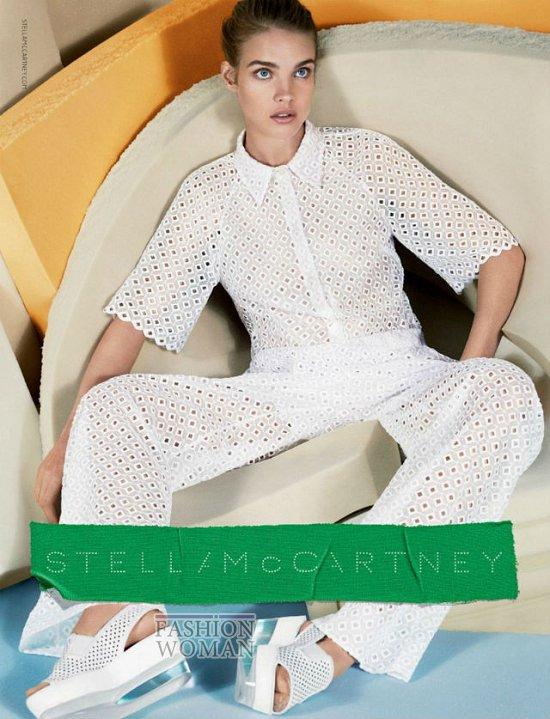 Рекламная кампания Stella McCartney весна-лето 2013