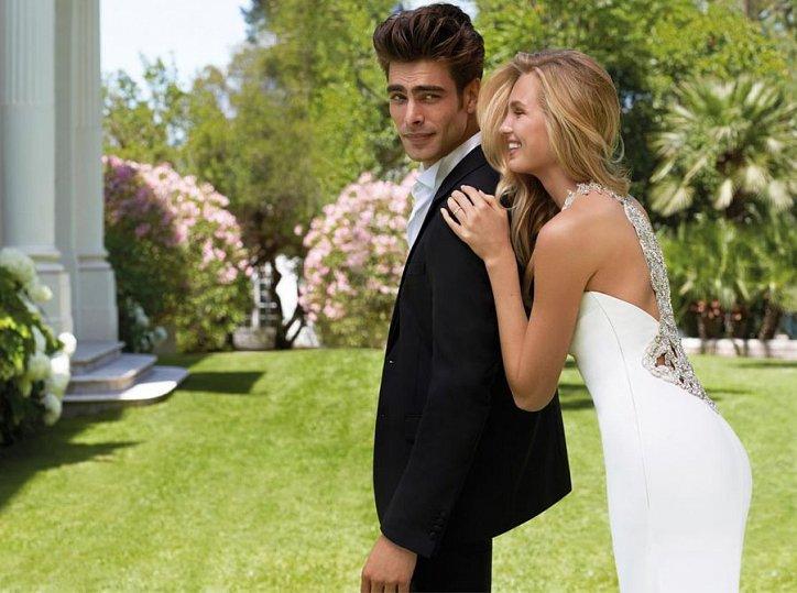Рекламная кампания свадебной коллекции Pronovias 2017 фото №1