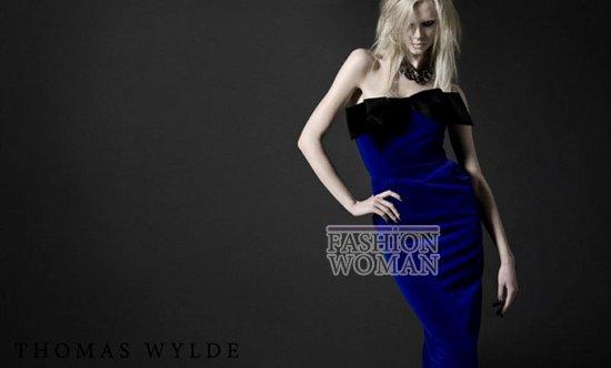Рекламная кампания Thomas Wylde осень 2013 фото №2