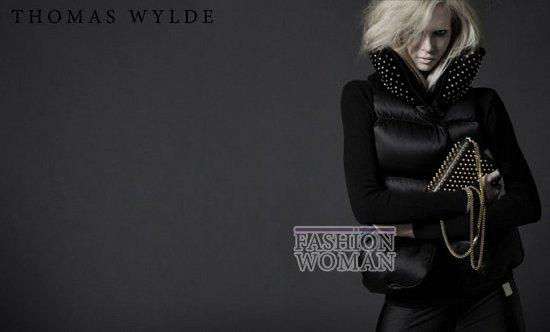 Рекламная кампания Thomas Wylde осень 2013 фото №11