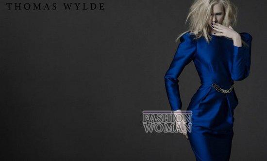 Рекламная кампания Thomas Wylde осень 2013 фото №13