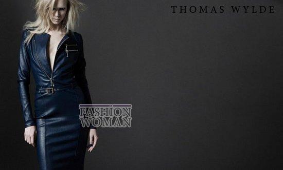 Рекламная кампания Thomas Wylde осень 2013 фото №14