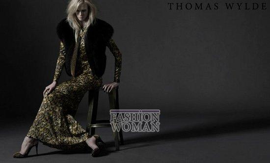 Рекламная кампания Thomas Wylde осень 2013 фото №15