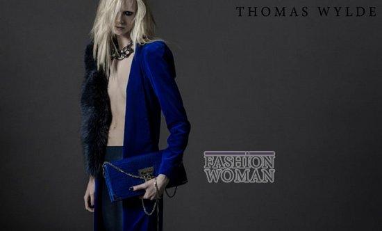 Рекламная кампания Thomas Wylde осень 2013 фото №3