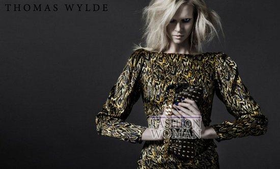 Рекламная кампания Thomas Wylde осень 2013 фото №4