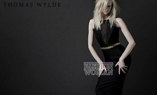 Рекламная кампания Thomas Wylde осень 2013 фото №5