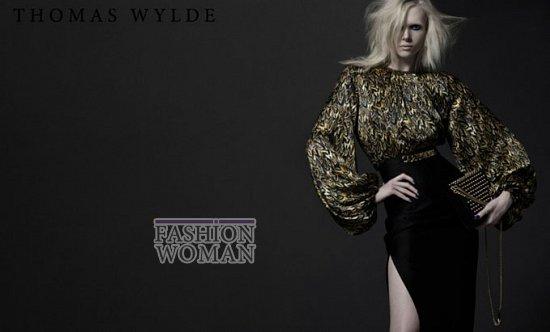 Рекламная кампания Thomas Wylde осень 2013 фото №6