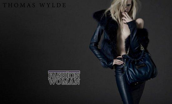 Рекламная кампания Thomas Wylde осень 2013 фото №7