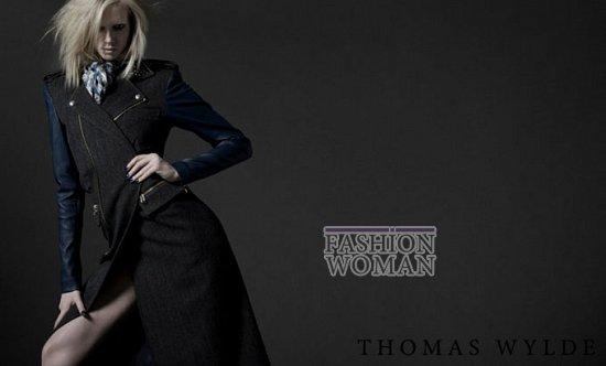 Рекламная кампания Thomas Wylde осень 2013 фото №8