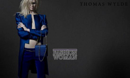 Рекламная кампания Thomas Wylde осень 2013 фото №10