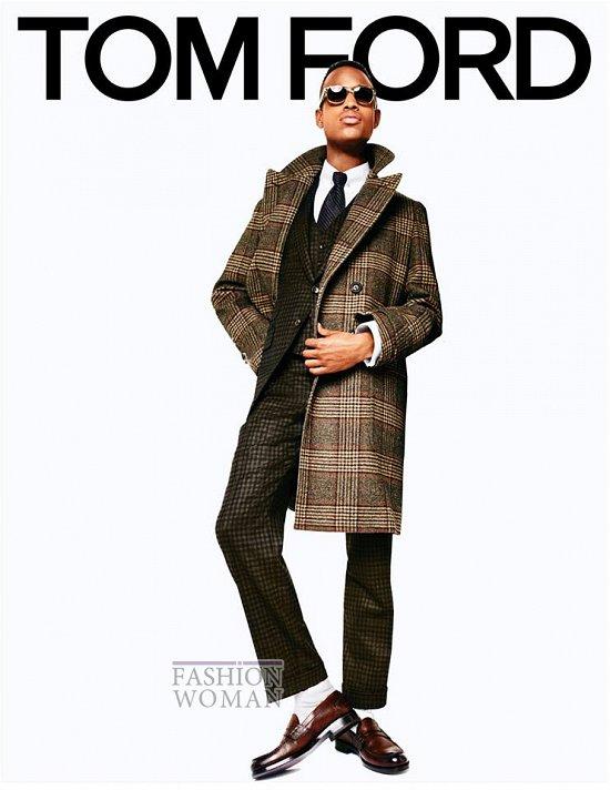 Рекламная кампания Tom Ford осень-зима 2013-2014 фото №6