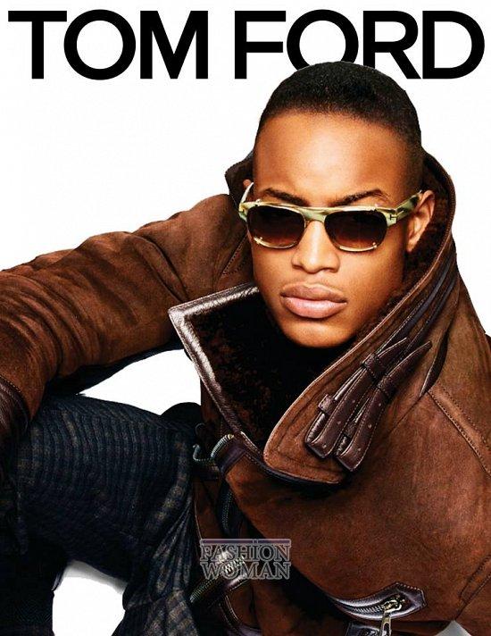 Рекламная кампания Tom Ford осень-зима 2013-2014 фото №7