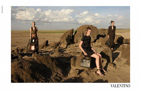 Рекламная кампания Valentino весна-лето 2016 фото №11