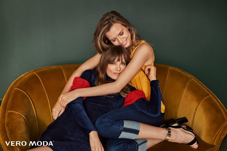 Рекламная кампания Vero Moda осень-зима 2016-2017 фото №2