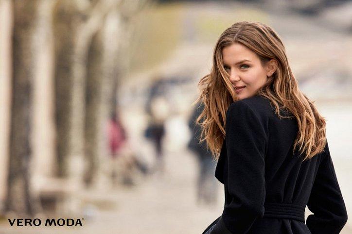 Рекламная кампания Vero Moda осень-зима 2016-2017 фото №10