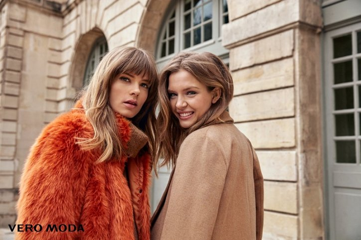 Рекламная кампания Vero Moda осень-зима 2016-2017 фото №19