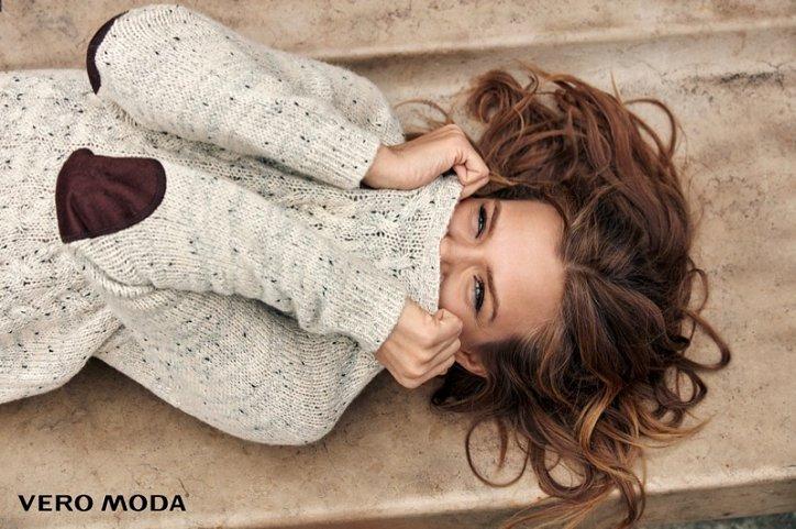 Рекламная кампания Vero Moda осень-зима 2016-2017 фото №20
