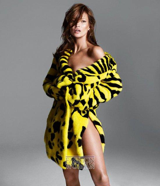 Рекламная кампания Versace осень-зима 2013-2014