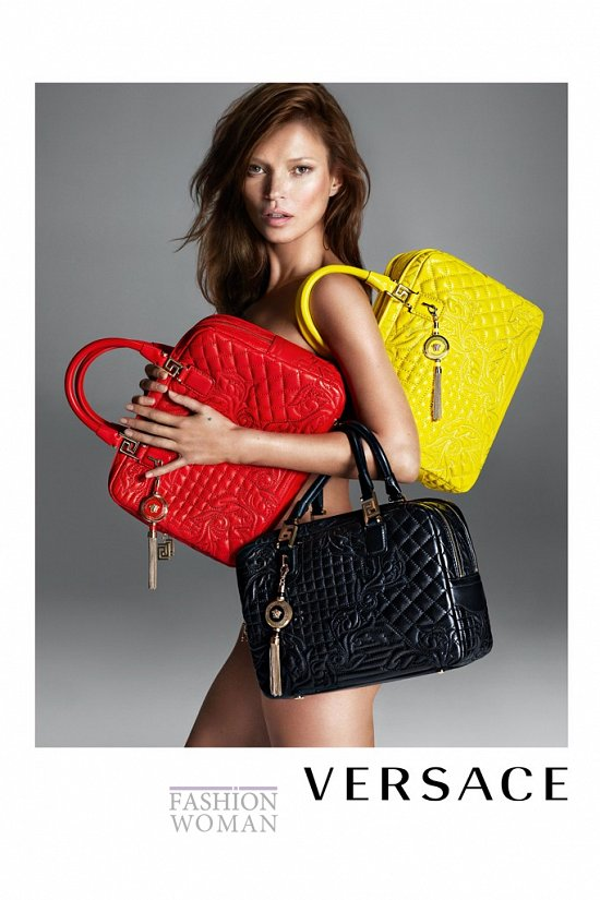 Рекламная кампания Versace осень-зима 2013-2014 фото №12