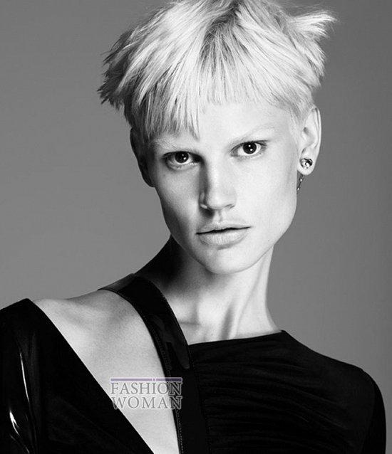Рекламная кампания Versace осень-зима 2013-2014 фото №3