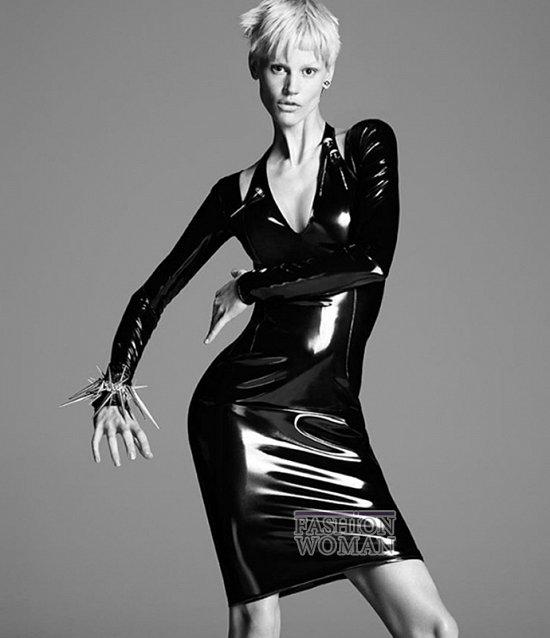 Рекламная кампания Versace осень-зима 2013-2014 фото №4