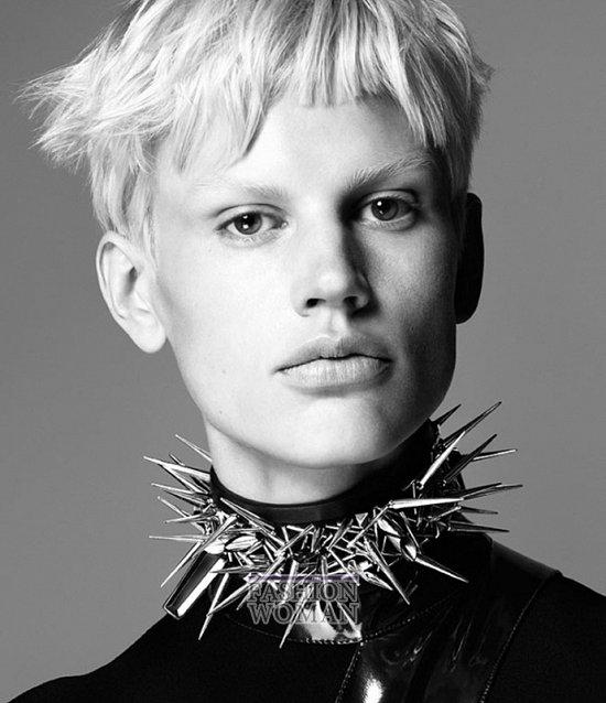 Рекламная кампания Versace осень-зима 2013-2014 фото №5