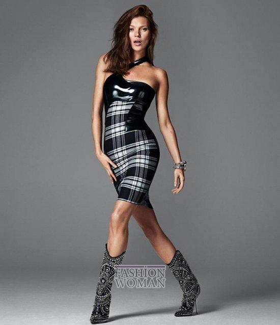 Рекламная кампания Versace осень-зима 2013-2014 фото №7