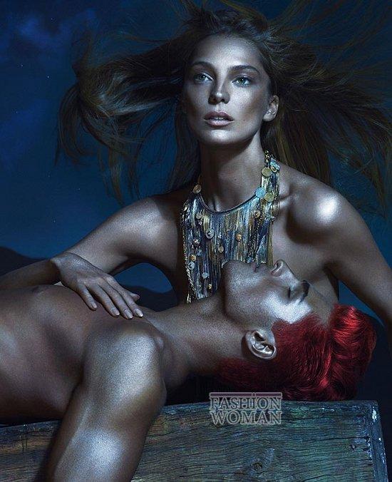 Рекламная кампания Versace весна-лето 2013 фото №1