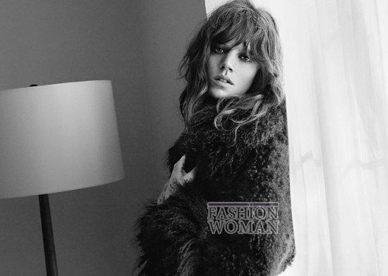 Рекламная кампания Zara осень-зима 2012-2013 фото №5