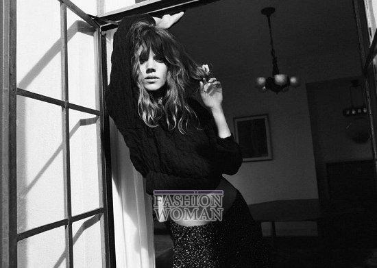 Рекламная кампания Zara осень-зима 2012-2013 фото №7