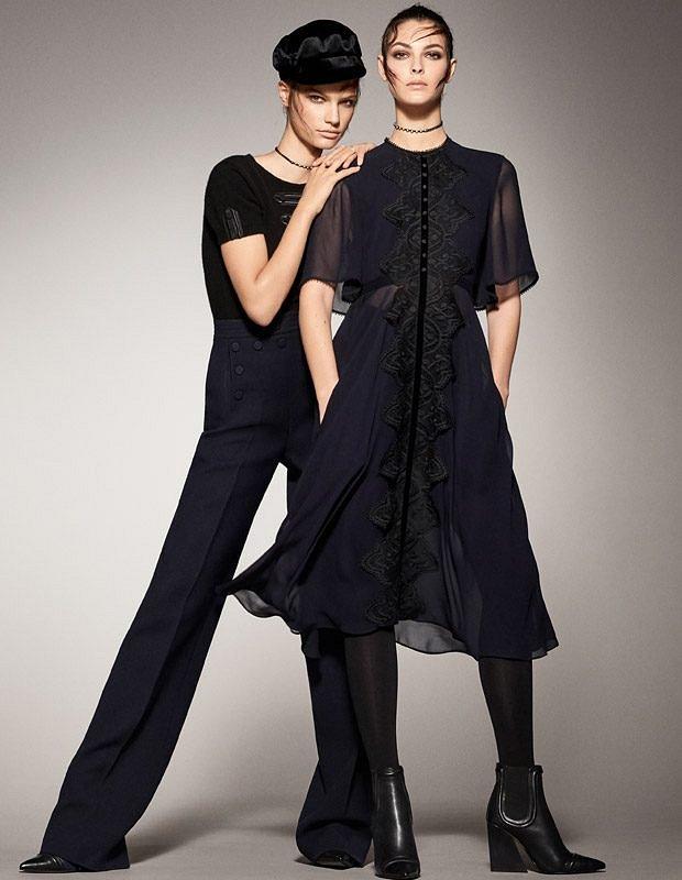 Рекламная кампания Zara осень-зима 2017-2018 фото №2