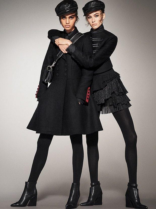 Рекламная кампания Zara осень-зима 2017-2018 фото №6