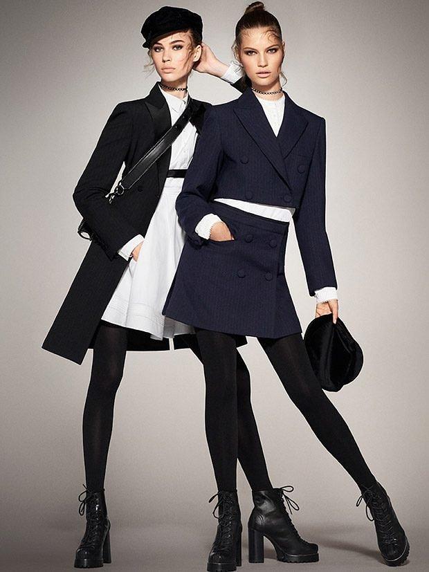 Рекламная кампания Zara осень-зима 2017-2018 фото №9