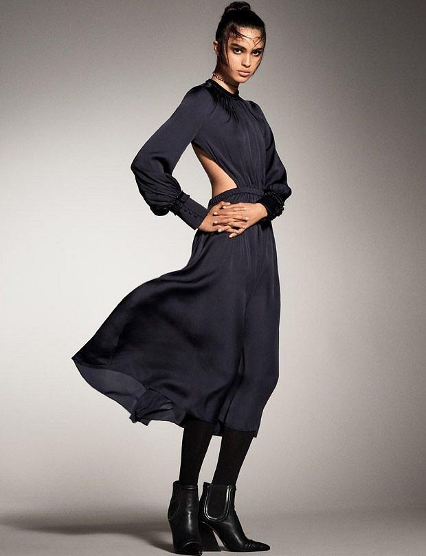 Рекламная кампания Zara осень-зима 2017-2018 фото №11