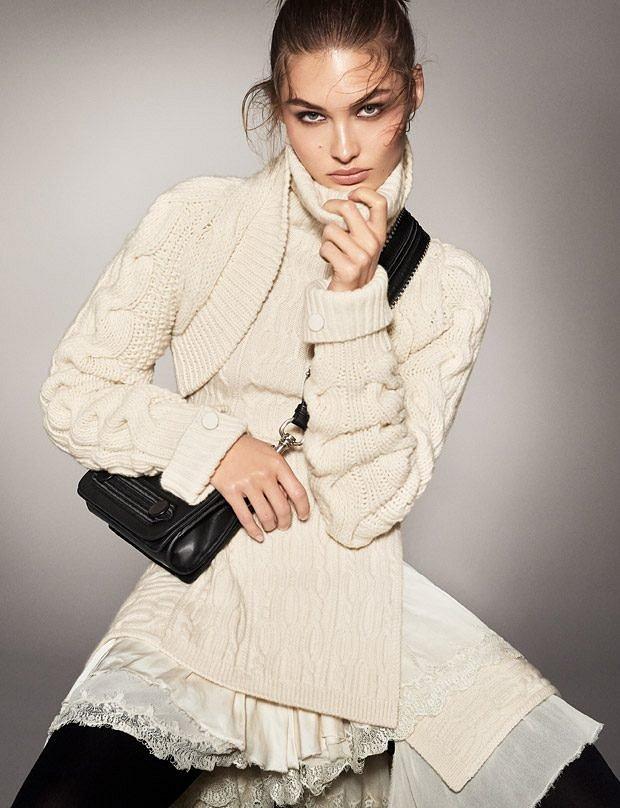 Рекламная кампания Zara осень-зима 2017-2018 фото №12