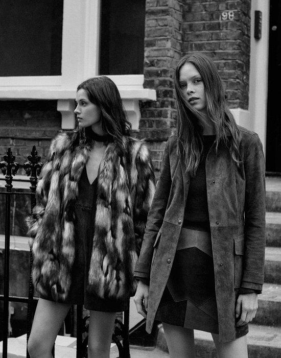 Рекламная кампания Zara TRF осень-зима 2015-2016 фото №13