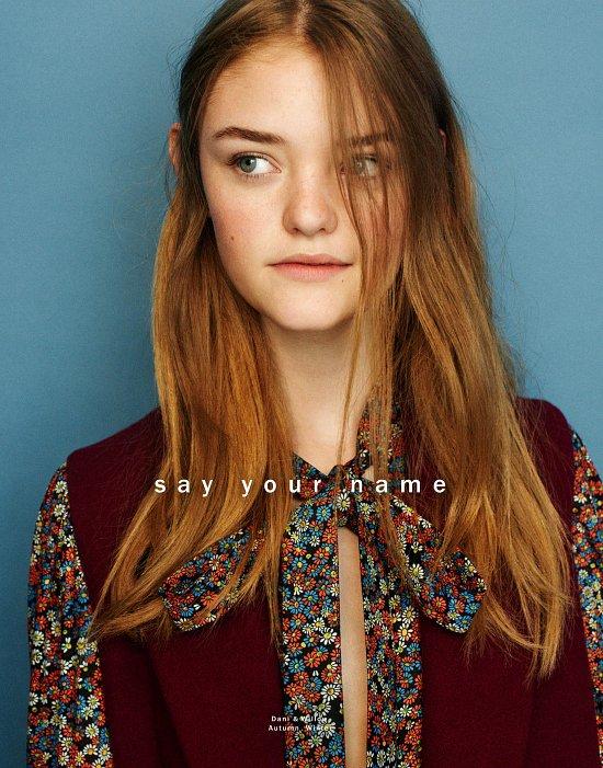 Рекламная кампания Zara TRF осень-зима 2015-2016 фото №16