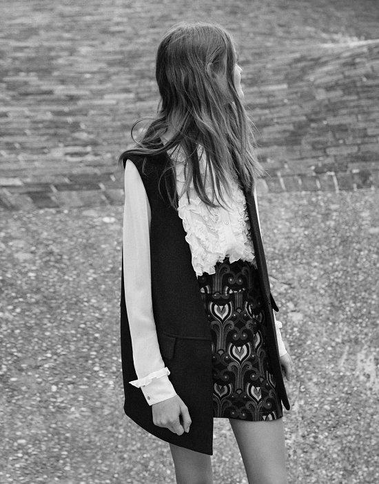 Рекламная кампания Zara TRF осень-зима 2015-2016 фото №18