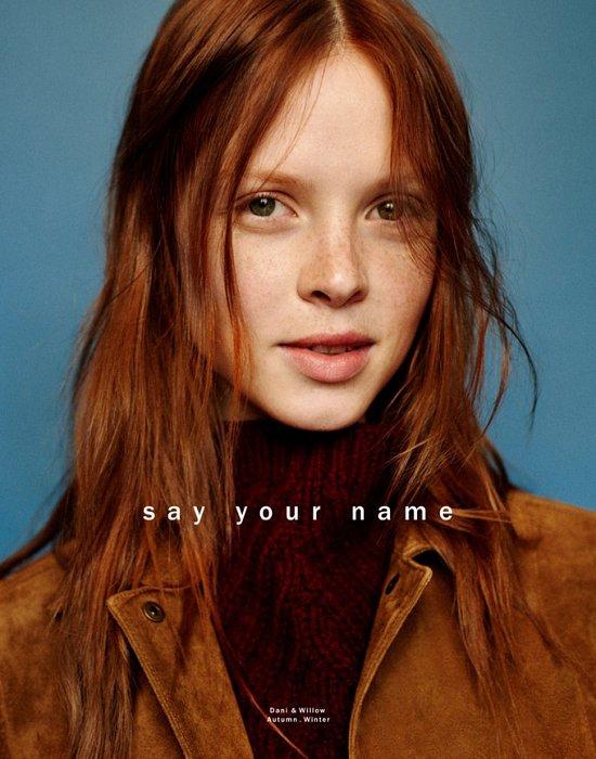 Рекламная кампания Zara TRF осень-зима 2015-2016 фото №2