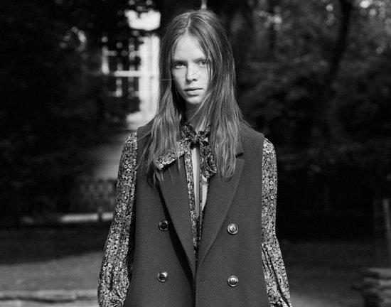 Рекламная кампания Zara TRF осень-зима 2015-2016 фото №4