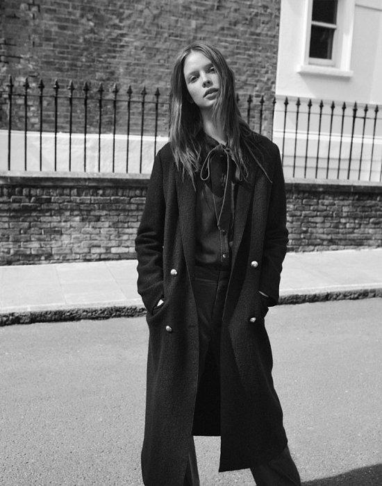 Рекламная кампания Zara TRF осень-зима 2015-2016 фото №7