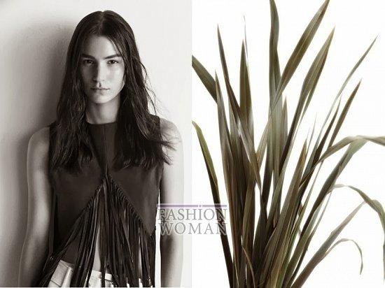 Рекламная кампания Zara весна-лето 2014 фото №11