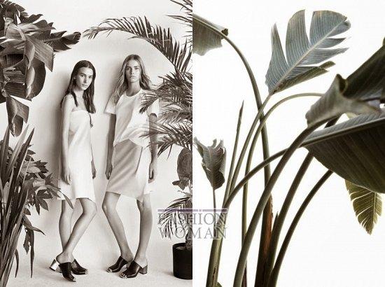 Рекламная кампания Zara весна-лето 2014 фото №5