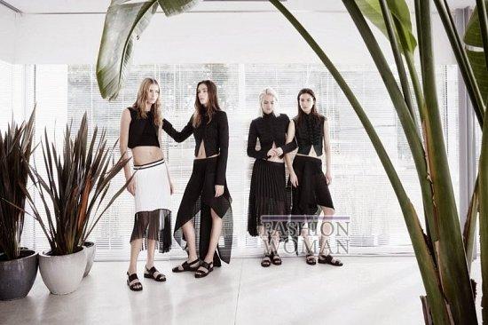 Рекламная кампания Zara весна-лето 2014 фото №6