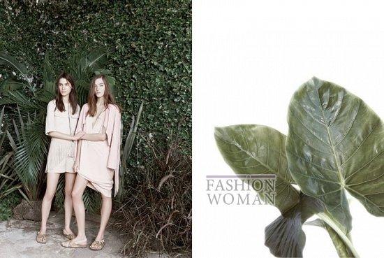 Рекламная кампания Zara весна-лето 2014 фото №7