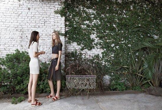 Рекламная кампания Zara весна-лето 2014 фото №9