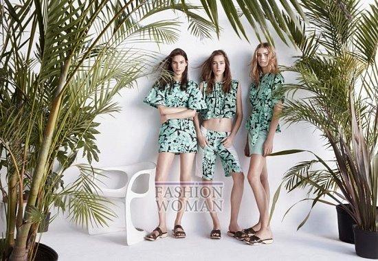 Рекламная кампания Zara весна-лето 2014 фото №10