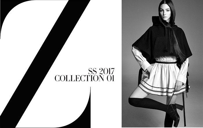 Рекламная кампания Zara весна-лето 2017 фото №13