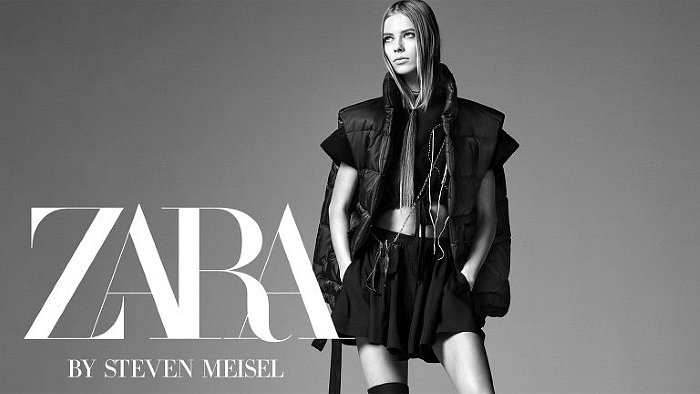 Рекламная кампания Zara весна-лето 2017