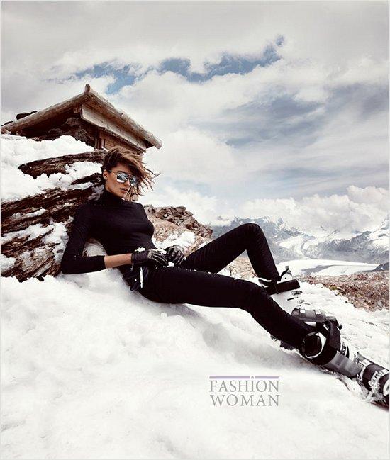 Рекламная кампания зимней коллекции H фото №4